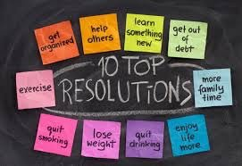 The secret to keeping your New Year's Resolutions